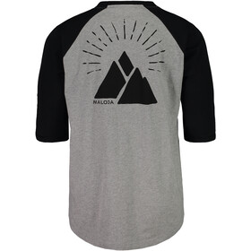 Maloja GiarsunM. Camiseta Hombre, grey melange